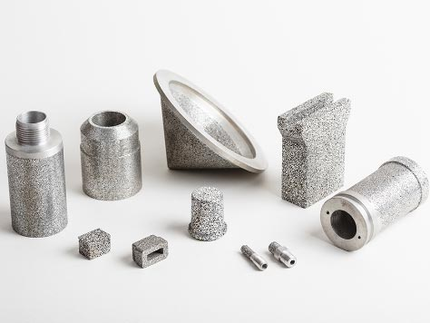 Aluminum Foam Component with Different Shapes